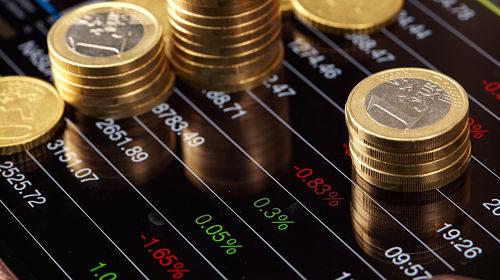 Euro wordt 10% meer waard